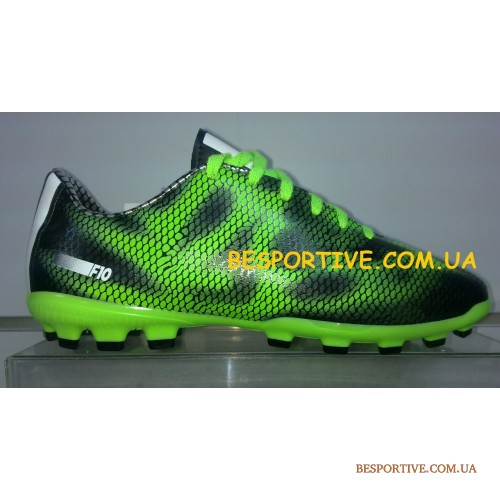 детские бутсы <b>adidas F10 Trx AG</b> art. b35980