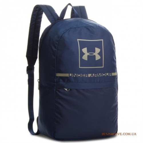 рюкзак UNDER ARMOUR Project Backpack navy