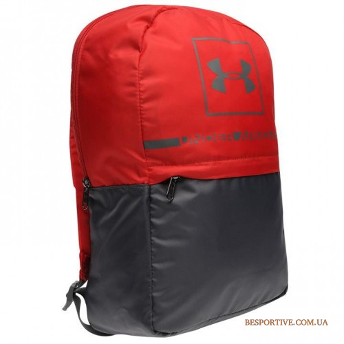 рюкзак UNDER ARMOUR Project Backpack red